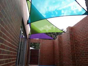 Architectural Shade Sails Perth