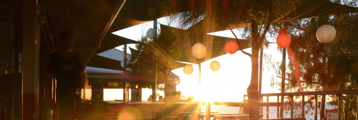 Clancys Sunset